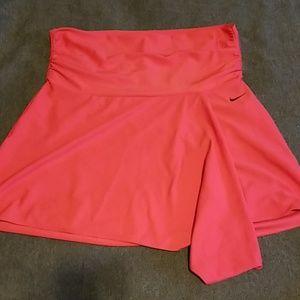 Nike dance skirt
